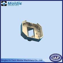 Aluminium-Druckgussteile mit Abgasanschluss