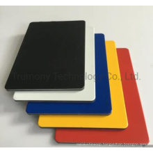 3mm 4mm Fireproof PVDF ACP Sheet Acm Aluminium Composite Panel for Building Crutain Wall Cladding
