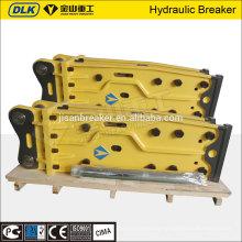hot sale korean hydraulic breaker/fine quality Hydraulic Bead Breaker