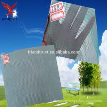 2015hot Verkauf hohe Qualität niedrige prie transparente unsichtbare grüne Glasfaser-Bildschirme / Günstige und fineglass Faser-Bildschirme