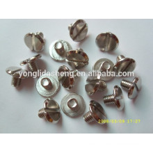 Wholesale various color and size book fastener screws