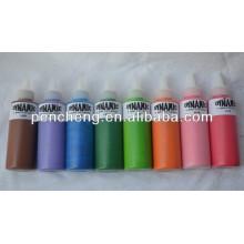 Colores dinámicos de la tinta 8 del tatuaje de la ceja del 100% 4 de la onza original