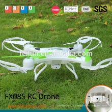 Novo! 2.4 G 4CH 6 eixos giroscópio ABS zangão do rc helicóptero com câmera wifi