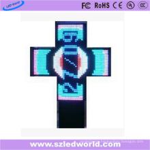 P10 Outdoor Programmable LED Pharmacy Cross