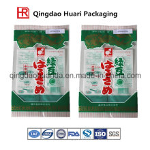 Heavy Duty Stand up Salt Packaging Bag with Zipper