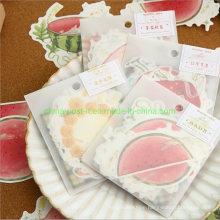 Fruit Shape Design Sulfuric Paper Material Notes