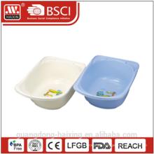Kunststoff Baby-Badewanne / Kunststoff Baby Badewanne