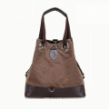 Students Bags 2017 Latest Fashion Handbags Canvas Backpack, Wzx1053