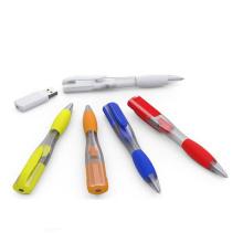 Пластиковая ручка USB Flash Drive