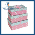 Customized Paper Packing Gift Box