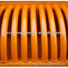 Concrete pump pipe/tube Double wall wear resistance 2014 hot sell