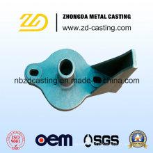Usinagem com forjamento de aço inoxidável para ferrovia