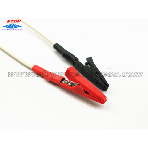 Kabel Alligator Clip ke konektor RJ45