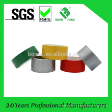 Colored Custom Printed Cloth Duct Tape, Heavy Duty Packaging Tape