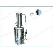 Water-break and Self-control Stainless Steel Water Distiller DZ-20L