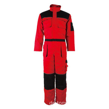 Reflektierende Paspel Red Winter Overall