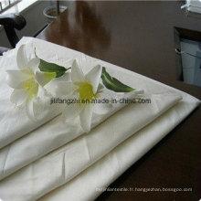 Tissu Polyester / Coton / Imprimé / Herringbone / Pocketing