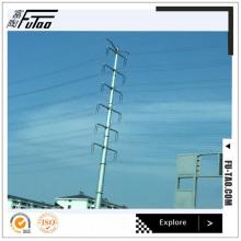 Cable de fibra óptica de montaje en poste octagonal de 12 m de potencia