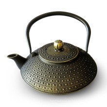 Infusor de acero inoxidable Huswell Teapot de hierro fundido