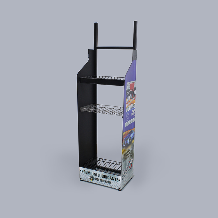Lubrication Display Stand