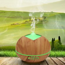 Home Waterless Auto Shut Off Oil Diffuser 400ml