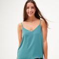 100% polyester women tank top