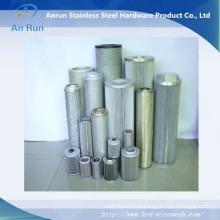 Filtre en acier inoxydable Ss316L à partir de métal à poinçonner