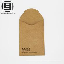 Изготовленный на заказ бумажный мешок крафт для нижнего белья