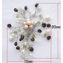Gets.com gemstone brooch nurse watch