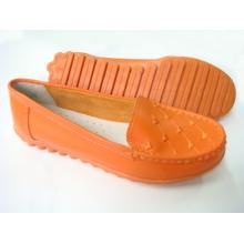 Classic Comfort Lady Shoes avec semelle Flat TPR (SNL-11-006)