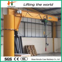 Competitive Pillar Mounted Slewing Jib Crane