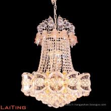 Modern crystal curtain handing vintage chandelier pendant light for hotel 78178