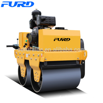 New Diesel Vibrating Double Drum Roller Used for Compaction (FYL-S600C)