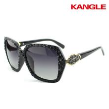 High quality female polarized lenses sunglasses eyewear 2017
