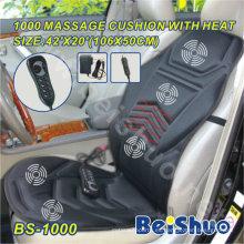 Masaje calefacción amortiguador de asiento para el coche
