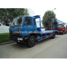 RHD or LHD dongfeng 153 flat bed truck,4x2 flat bed for sale
