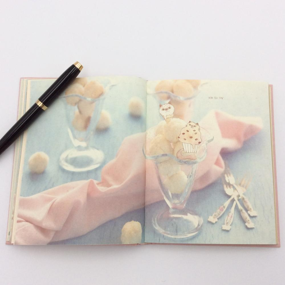 Paper cartoon notebook