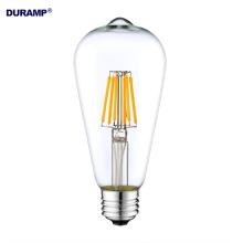 4W ST64 Vintage Edison LED Filament Bulb