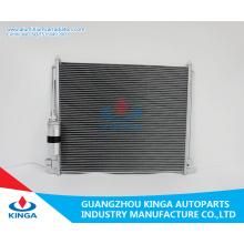 Condensador de enfriamiento automático de alta calidad para Nissan Navara (08-12)