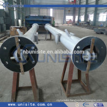 (saw welded) conical dredge pipe