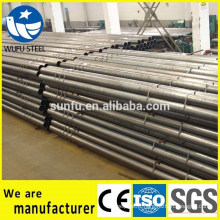 High performance carbon welded S235JR steel tube