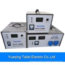 AC current 220V servo motor single phase home automatic voltage stabilizer