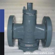 Inverted Pressure Balance Lubricated Plug Valve (X47)