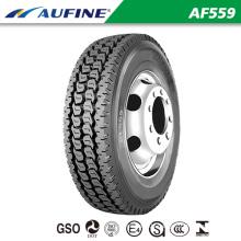 Aufine Heavy Duty Truck Reifen 11r22.5-16