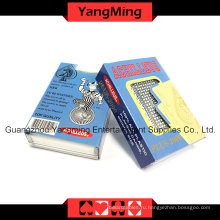 100% Пластиковые покер игральные карты Корея Импорт (Юм-PC06)