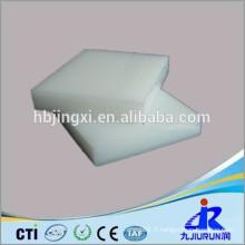 Feuille blanche en plastique industrielle de pp