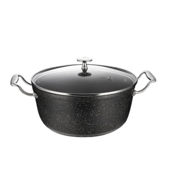 High Quality Cheaper 20cm Cookware Aluminum Casserole