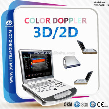 DW-C60PLUS 3D/2D Color Doppler Ultrasound Diagnostic Echo Machine