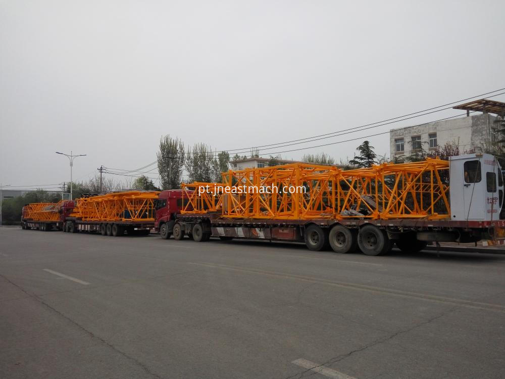 Qtk25 Mini Self Erecting Tower Crane