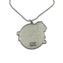 Дунгуань завод Pet аксессуары аксессуар металлических собак тегов ожерелье